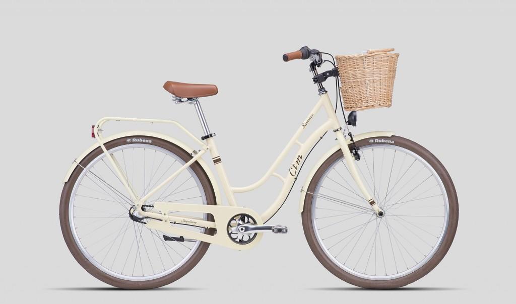 Bicykel CTM Summer 2015