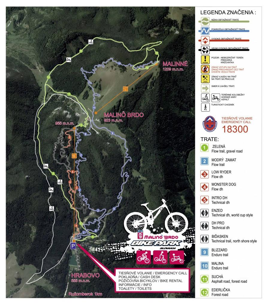 Mapa2018bikepark
